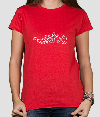 Flowers and Ivy T-Shirt