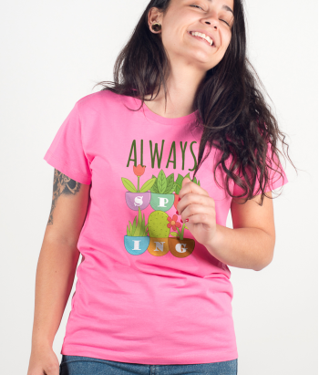 T-shirt Always Spring