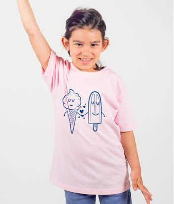 Ice Cream Love Children's Shirt