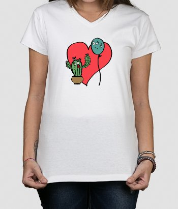 T-shirt rigolo Amour impossible