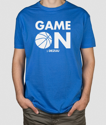 T-Shirt Basketball Game on