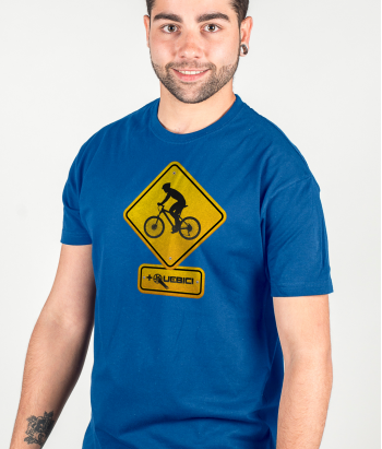 T-shirt Sinal Cycling