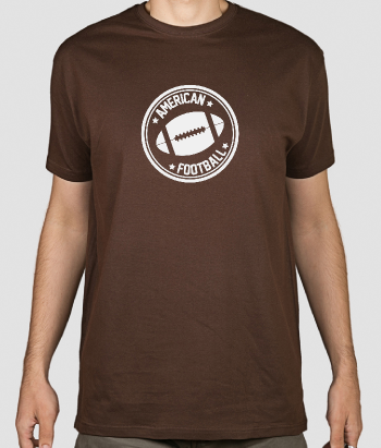 American Football Logo T-Shirt