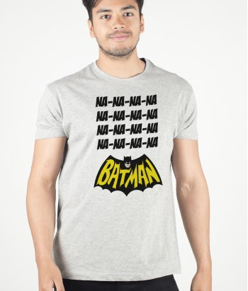 Camiseta divertida canción Batman