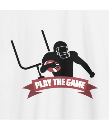 Camisola Play the Game Rugby