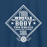 Camiseta motor Two wheels