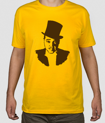T-shirt música retrato Duke Ellington