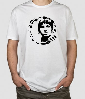 T-shirt Noel Gallagher