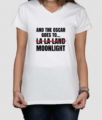T-Shirt Film And the Oscar
