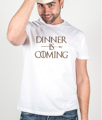 T-shirt rigolo cuisine Game Of Thrones