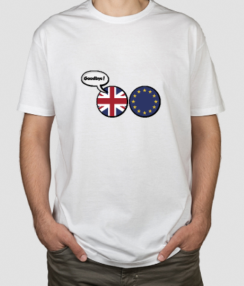 Goodbye EU T-Shirt