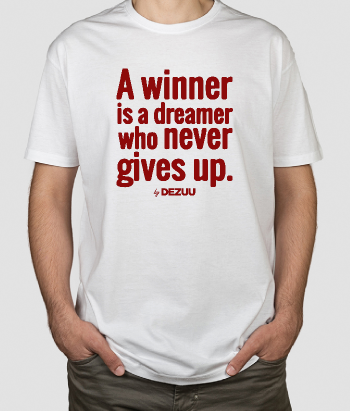 T-shirt tekst Mandela Quote