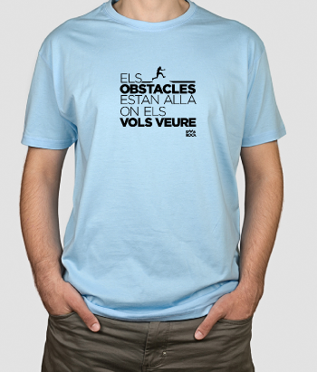 Camiseta Obstacles