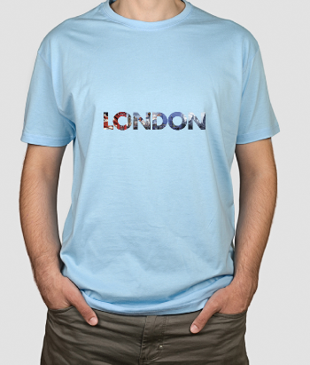 T-shirt località London