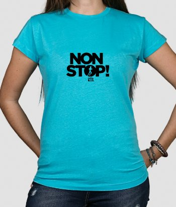 Camiseta Non Stop Mujer