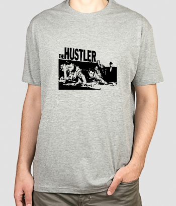 "T-shirt cinema Lo Spaccone ""The Hustler"""