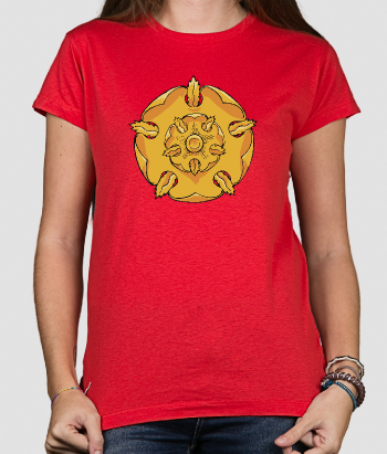 T-shirt Game of Thrones Huis Tyrell