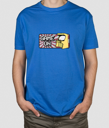 Game On Retro T-Shirt