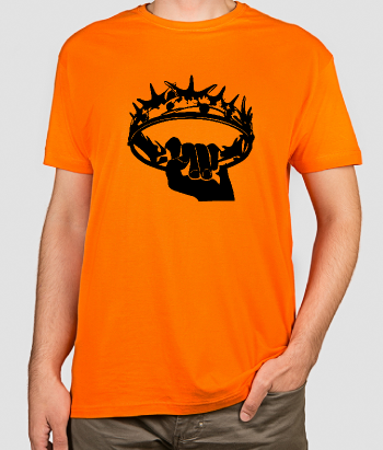 T-shirt Game Of Thrones couronne