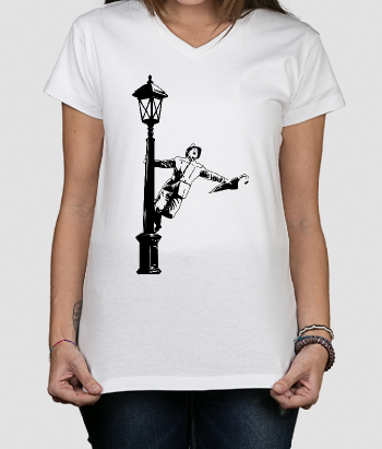 Camiseta cine Dancing in the rain