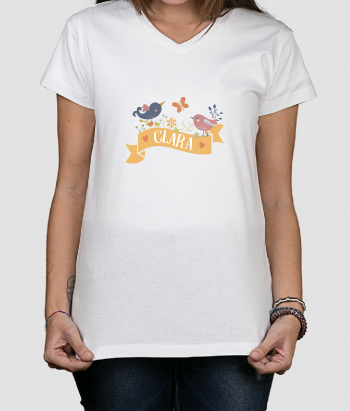 Customisable Bird T-Shirt