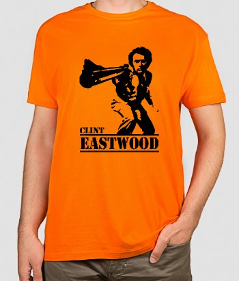 T-shirt Dirty Harry