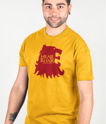 Camisola Game of Thrones Hear me Roar