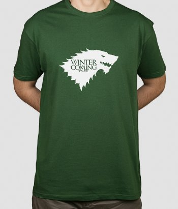 T-shirt serie Game of Thrones Casa Stark