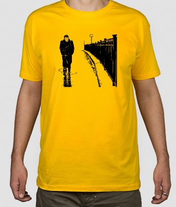 T-shirt cinema James Dean