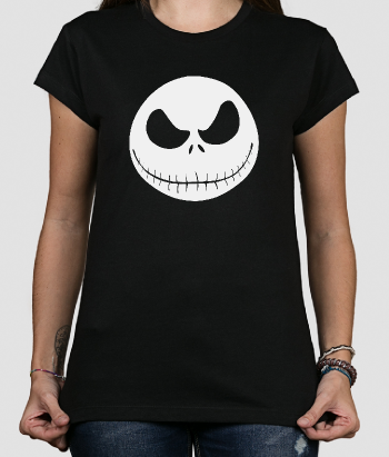 Camiseta cine Nightmare before Christmas