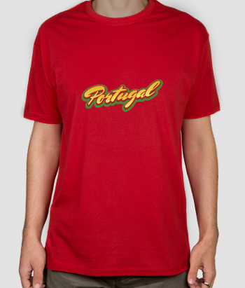 Portugal Text T-Shirt
