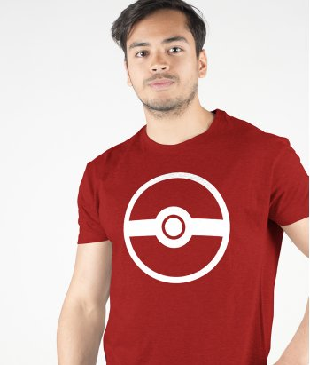 T-shirt Pokémon Go