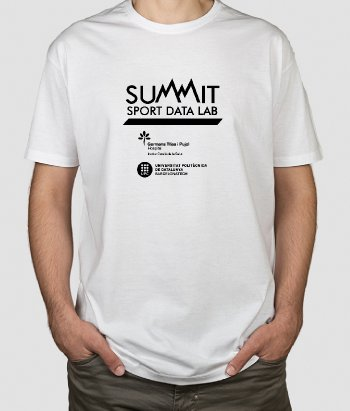 Camiseta Summit Sport Data Lab