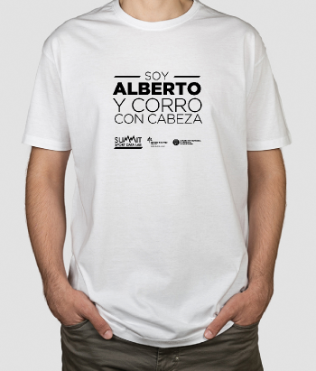 Camiseta summit personalizable castellano