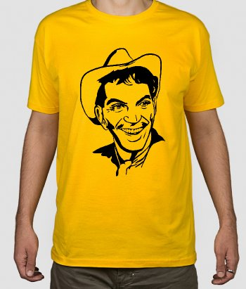 T-shirt film Cantinflas