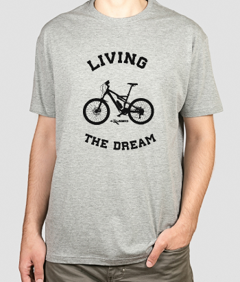 Camiseta ciclismo living the dream