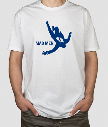 Camiseta series Mad Men