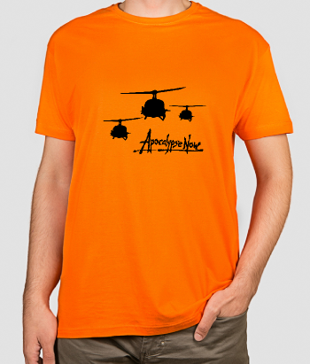 Camiseta cine Apocalypse Now
