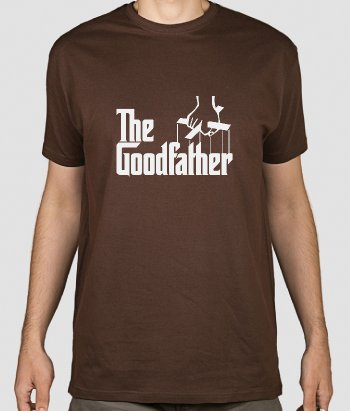 Samarreta divertida The Goodfather