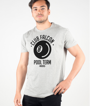 Personalisiertes T-Shirt Pool Team