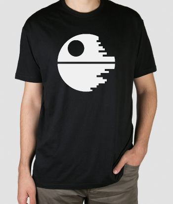 T-shirt Death Star