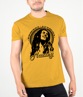 Bob Marley Mellow Wood T-Shirt