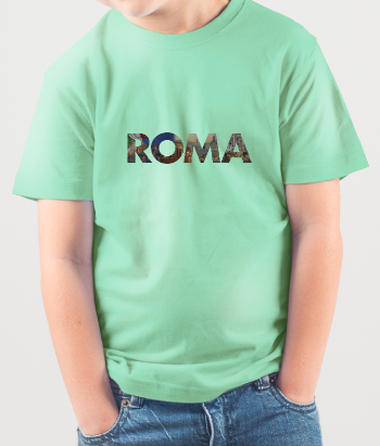 T-Shirt Fotos Rom