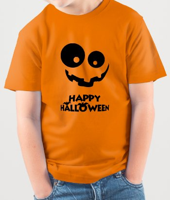 T-shirt Happy Halloween