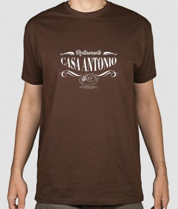 T-shirt restaurant personnalisable