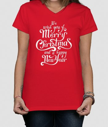 T-shirt Merry Christmas