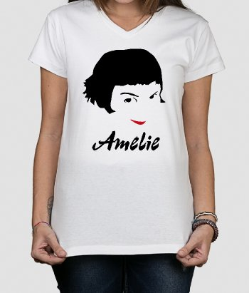 T-shirt cinema Amelie