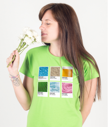 Pantone Summer Colours T-Shirt