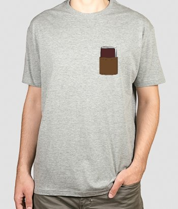 Book Pocket T-Shirt