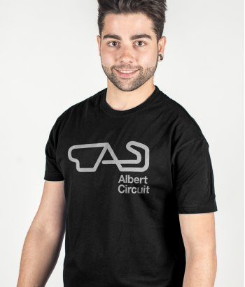 Customisable Moto Circuit T-Shirt